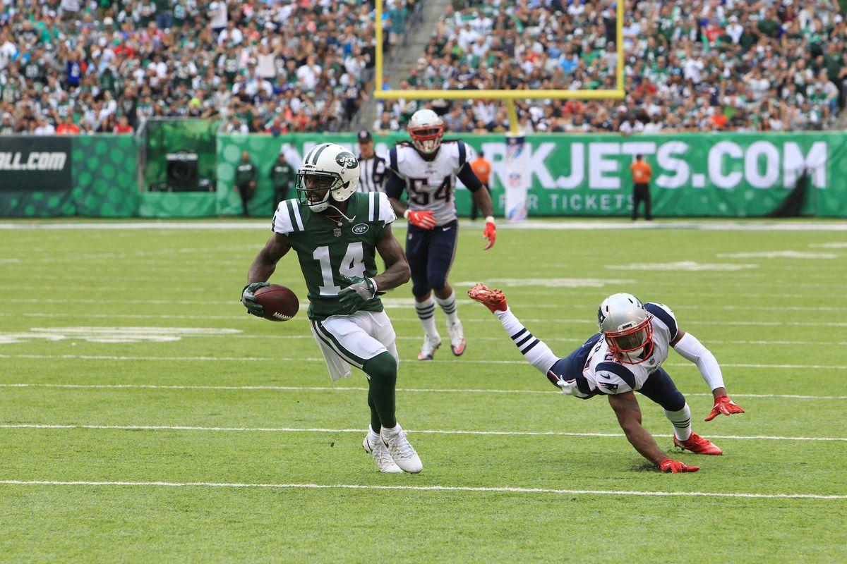 New England Patriots vNew York Jets