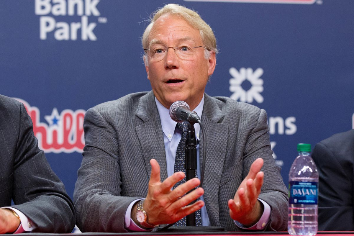 Pick somebody, if only so we have a new cache of Andy MacPhail pictures to choose from.