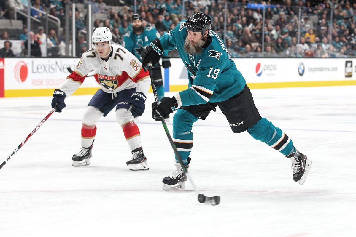 Florida Panthers v San Jose Sharks