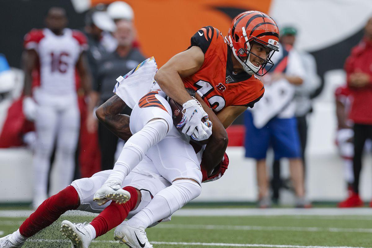 Bengals injury news: Alex Erickson still in concussion protocol; Shawn Williams wearing knee brace