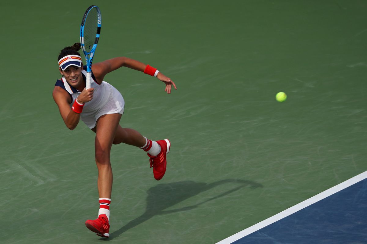 US Open: Kvitova Knocks Out Muguruza, Williams Through