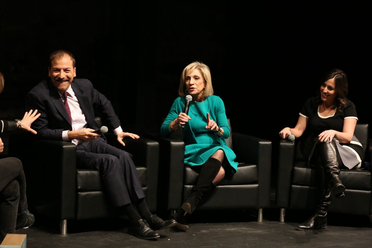 Full Q&A: NBC journalists Chuck Todd, Andrea Mitchell and Hallie Jackson on Recode Decode