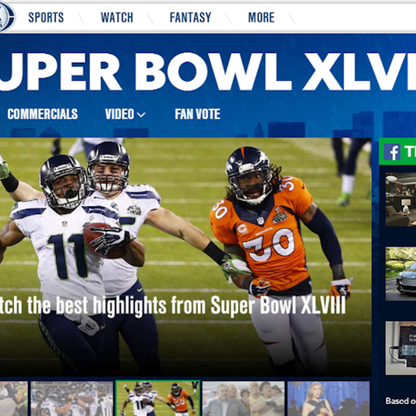 de798d63 Twitter and Facebook Win the Super Bowl. And Fox and the NFL Really ...