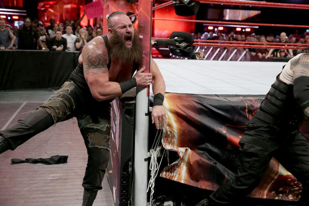 who is dating braun strowman