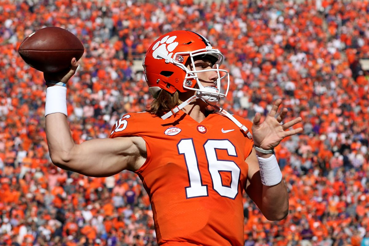 more photos 25a9d 33a13 Clemson vs. Boston College 2018 odds: Tigers heavy betting ...
