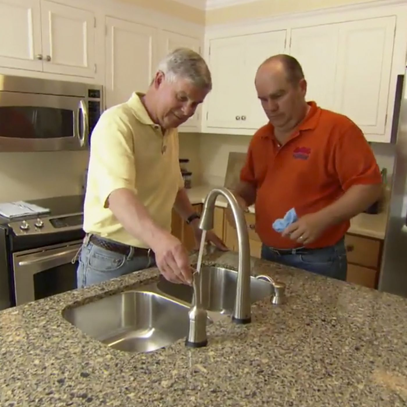 How To Install The Plumbing For A Kitchen Sink This Old House