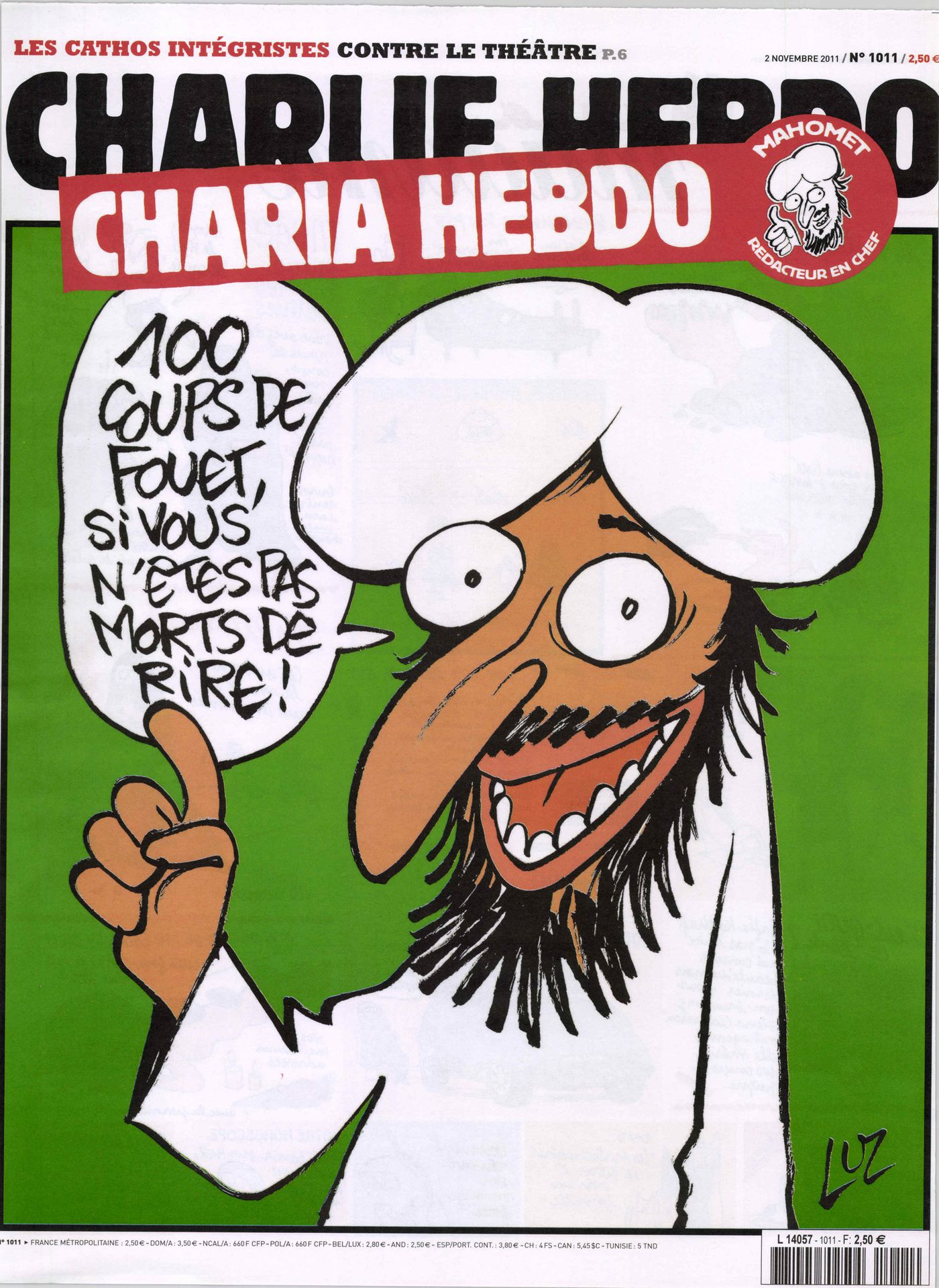 The Charlie Hebdo Attack Explained Vox