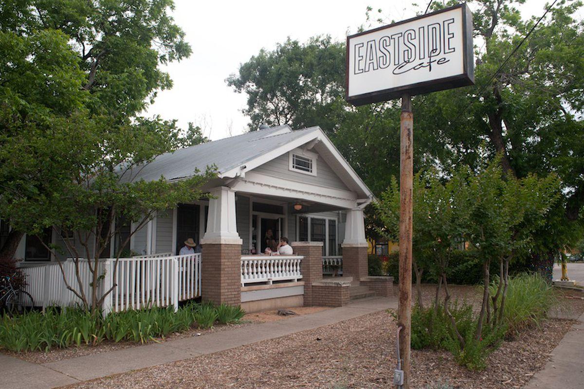 East Side Cafe.