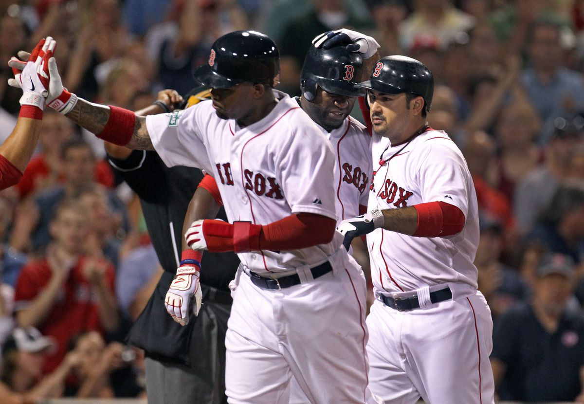 Chicago White Sox Vs. Boston Red Sox At Fenway Park