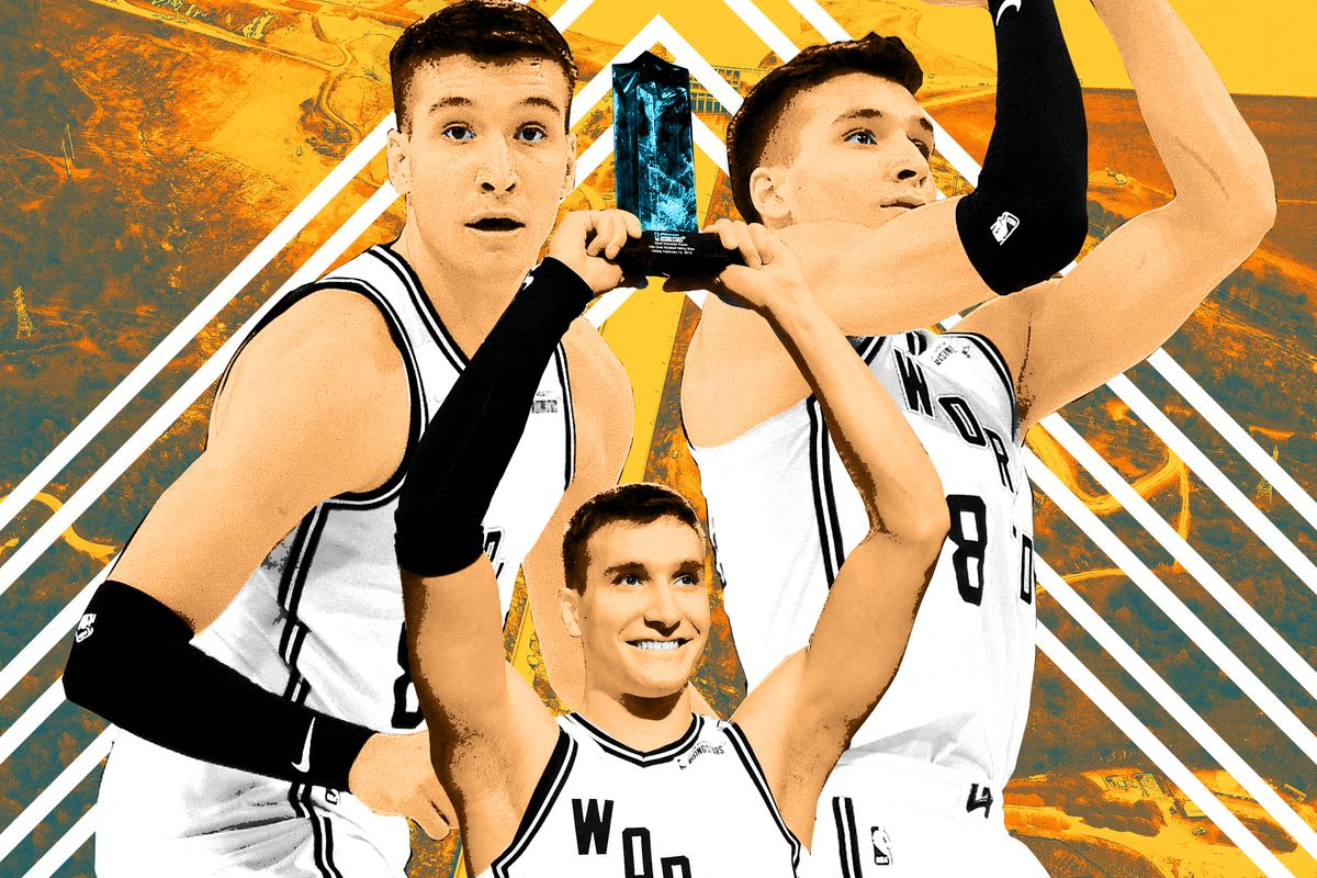 finest selection 2a9aa d752b The Kings Need Bogdan Bogdanovic to Shoot for Stardom - The ...