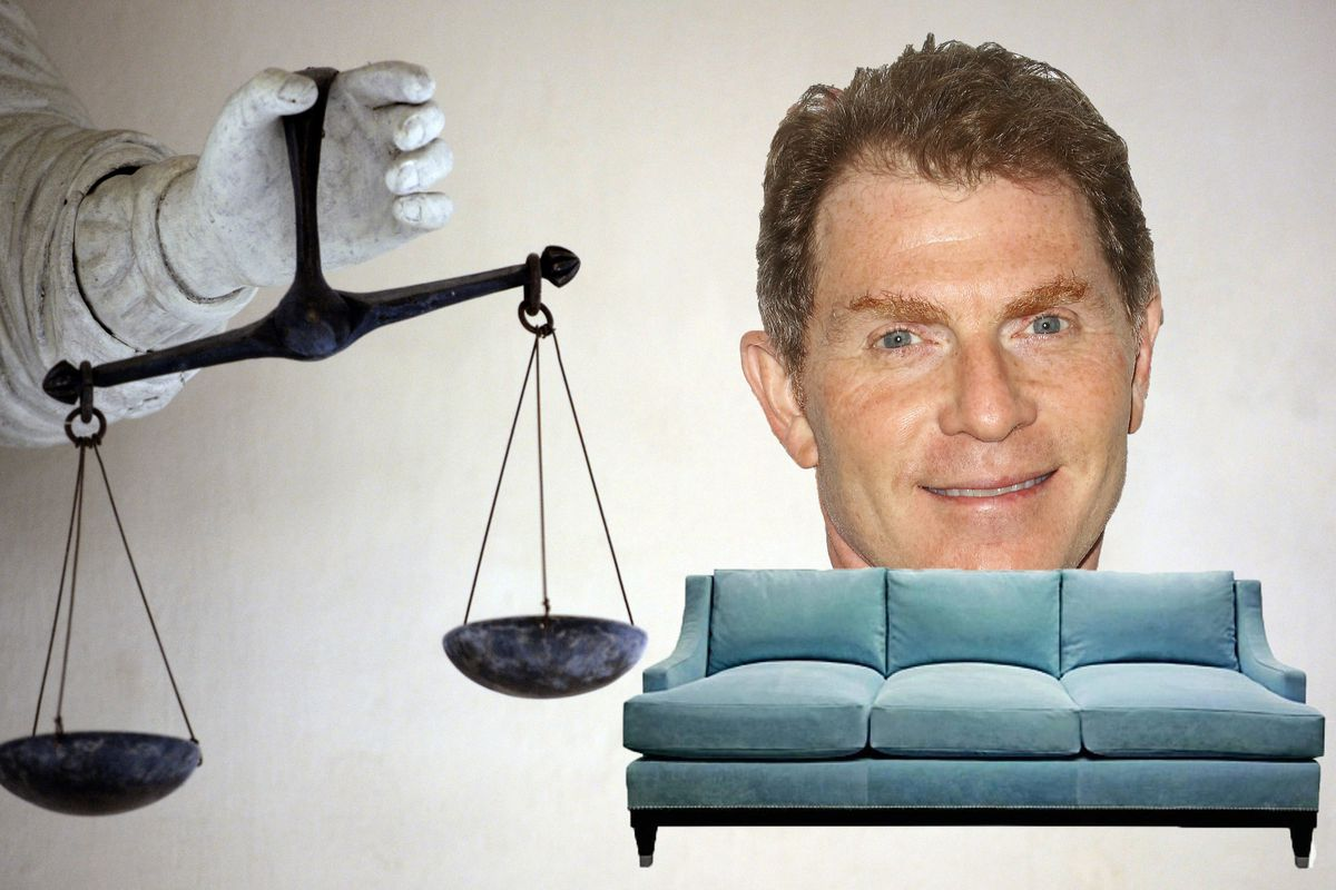 Bobby Flay Sues Furniture Maker Over Uncomfortable Sofa - Eater