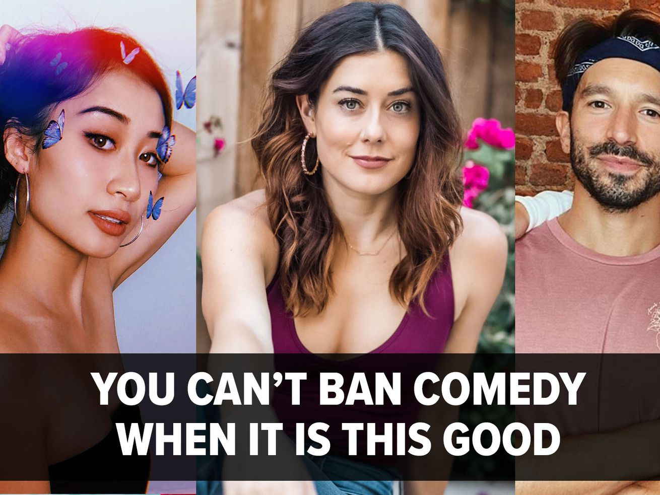 Trump Is NOT Banning TikTok Because This Comedy Is TOO GOOD TO BAN!!