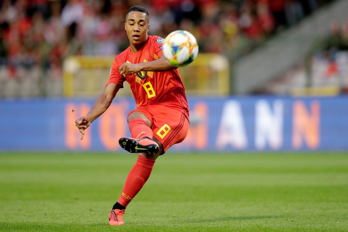 Belgium v Scotland -EURO Qualifier