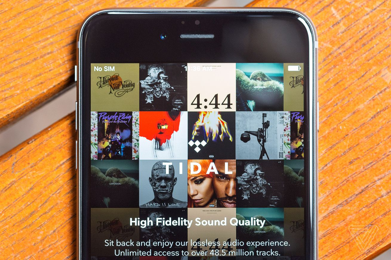 tidal now supports apple carplay