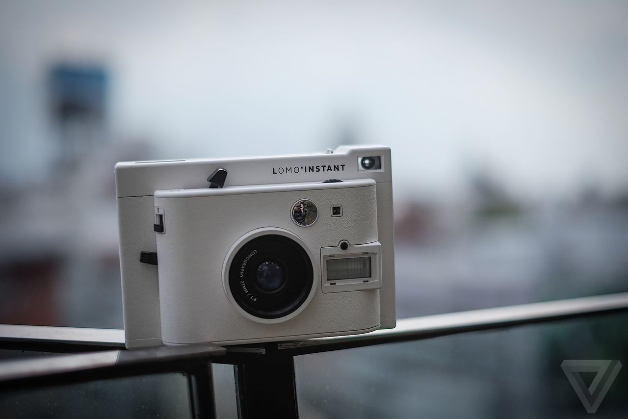 Has Lomography made the best instant camera yet? | The Verge