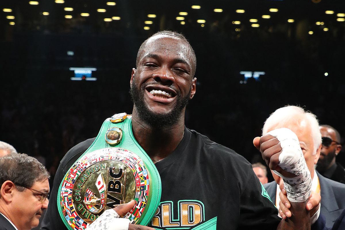 Wilder co-manager Shelly Finkel says he'll meet with DAZN about Joshua
