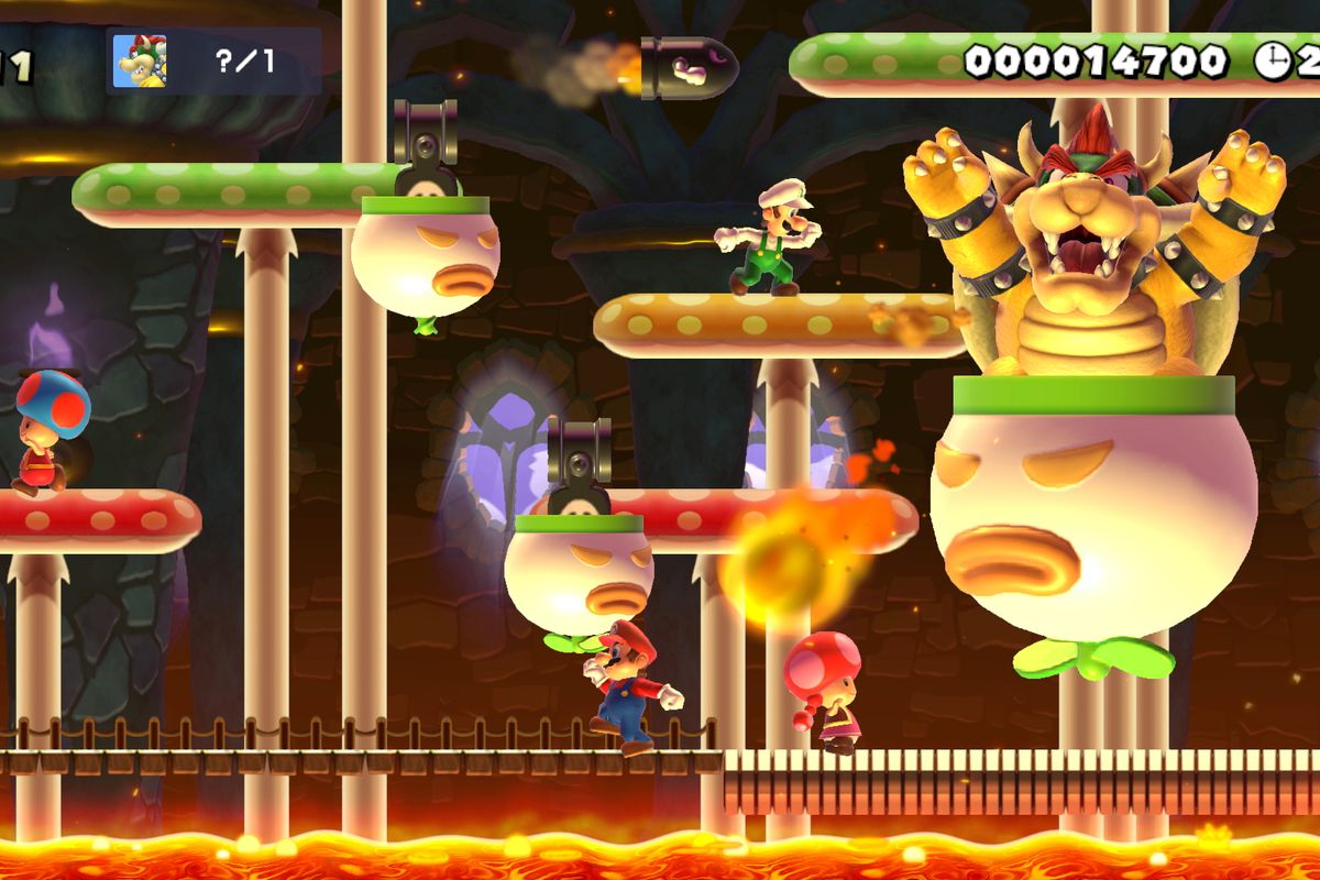 Super Mario Maker 2 Update Adds Multiplayer With Friends Lan Play
