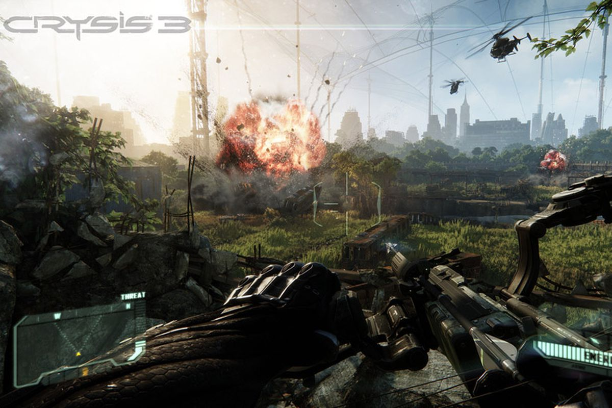 crysis 3 minimum and recommended pc specs detailed