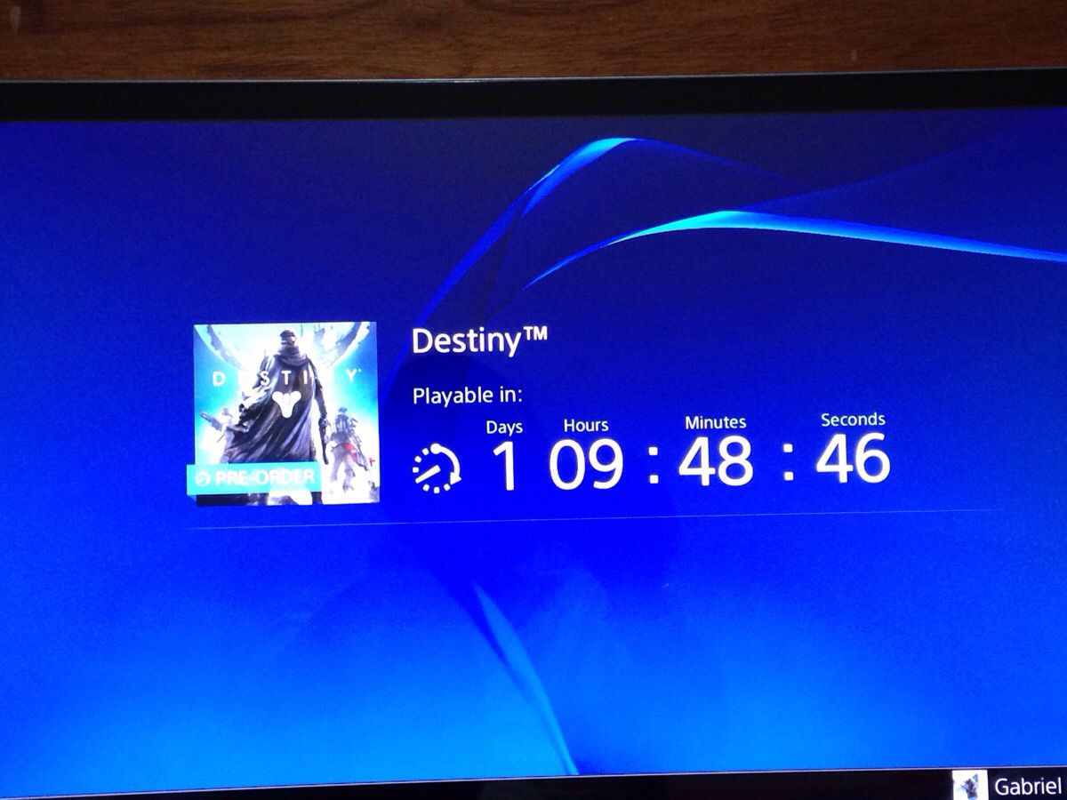 Destiny PS4 players reportedly locked out due to pending DLC - Polygon