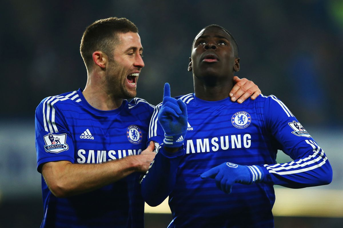 Will Zouma start playing over Cahill?
