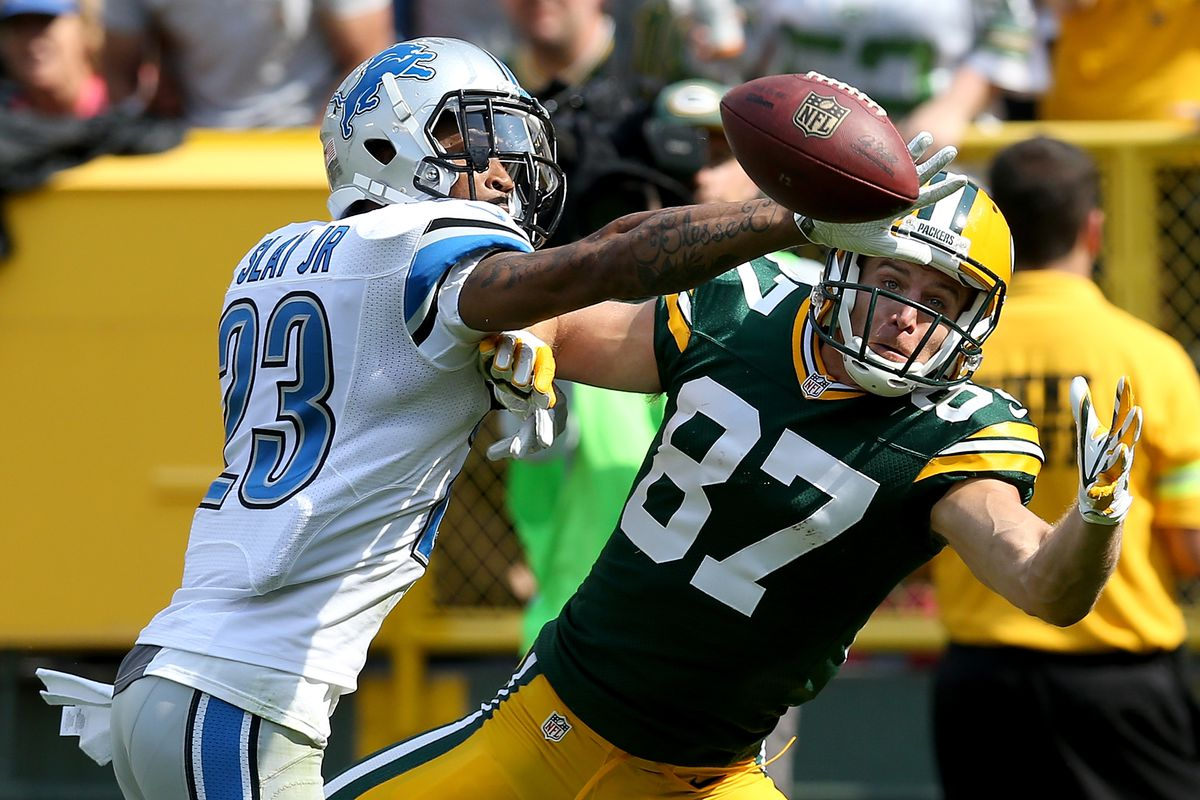 24eef8281 10 things I think I know about Week 9  Detroit Lions vs. Green Bay Packers
