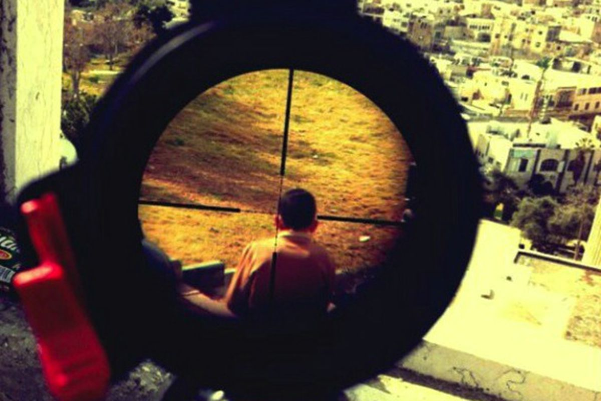 Israeli soldier sparks outrage by posting photo of child in