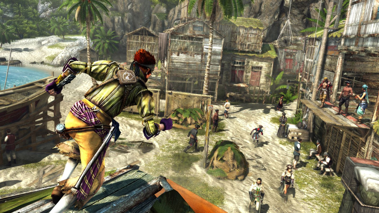 The Flying Dutchman: Assassins Creed IVs Second