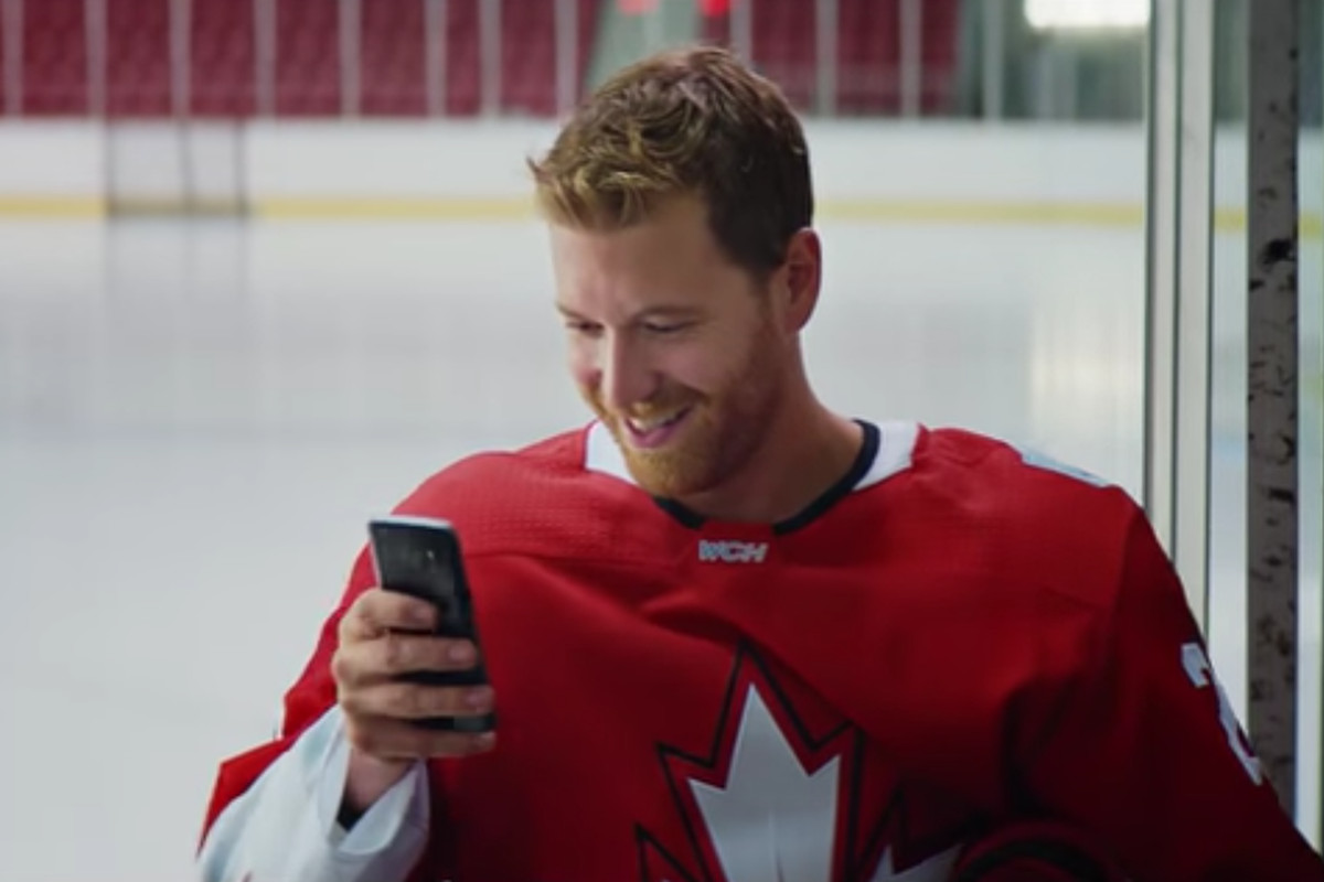 World Cup 2020 Commercials.Watch Claude Giroux Is A Wonderful Dork In World Cup Of