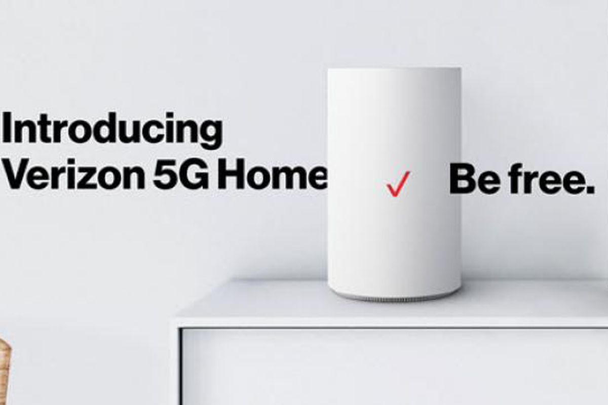 Verizon will launch 5G home internet service starting