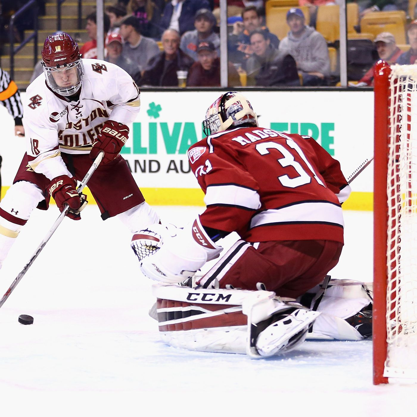college hockey frozen four betting odds