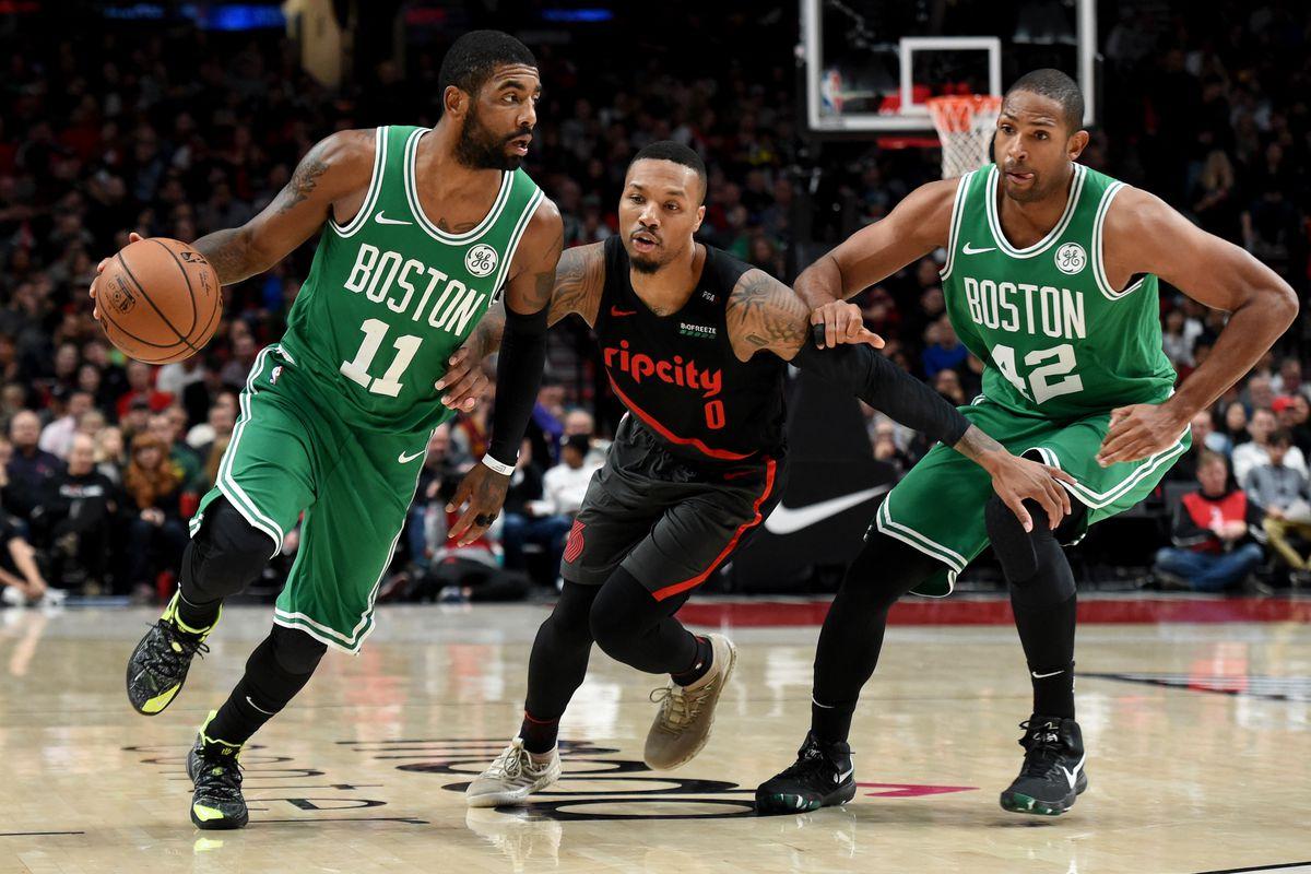 f4dc9094acfe Portland Trail Blazers at Boston Celtics Preview - Blazer s Edge
