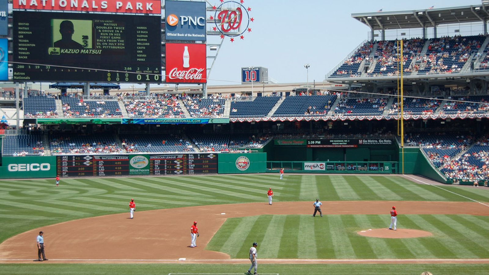 What to Eat at Nationals Park, Home of the Nationals ...