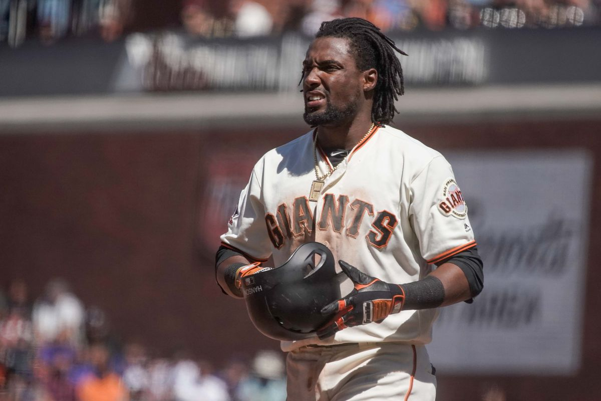 Alen Hanson Is Outperforming Babip And Woba Mccovey