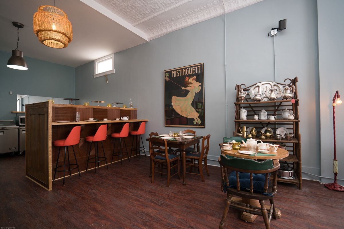La Boheme Cafe Detroit Menu
