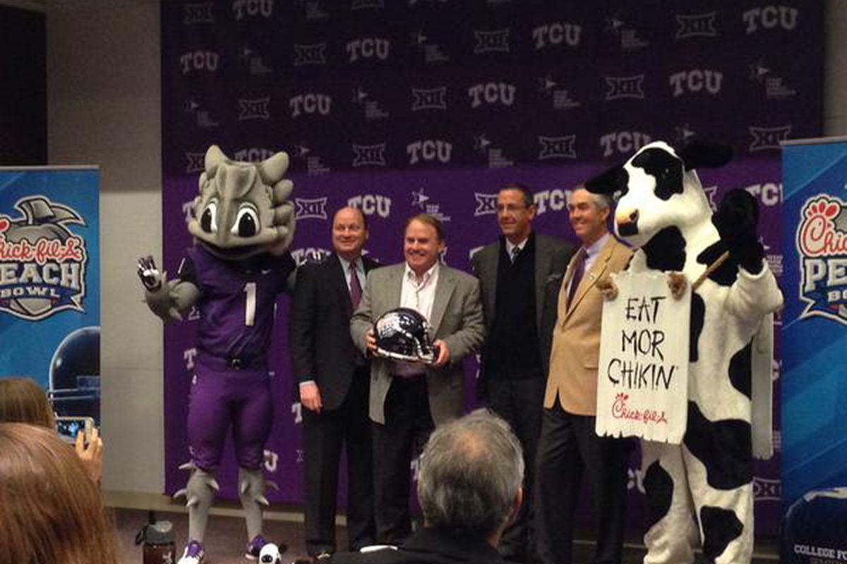 Left to right: Gary Stokan, Gary Patteson, Chris Del Conte, Steve Robinson