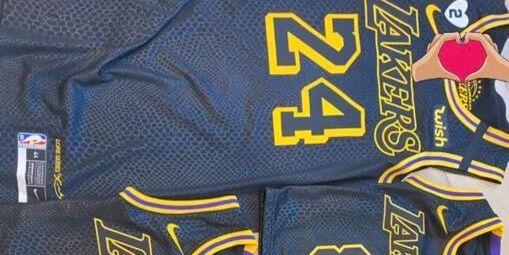 Lakers to wear Black Mamba jerseys on Kobe Bryant Day with new ...