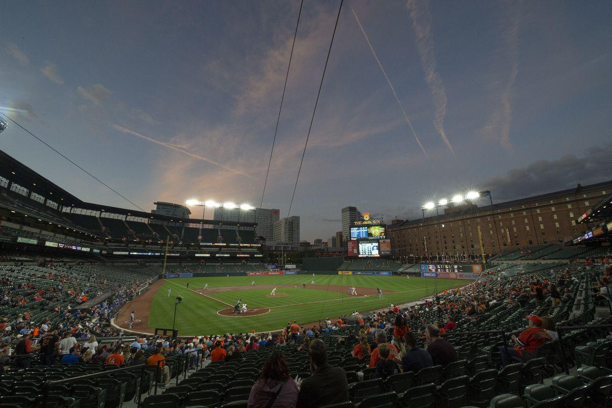 MLB: Toronto Blue Jays at Baltimore Orioles