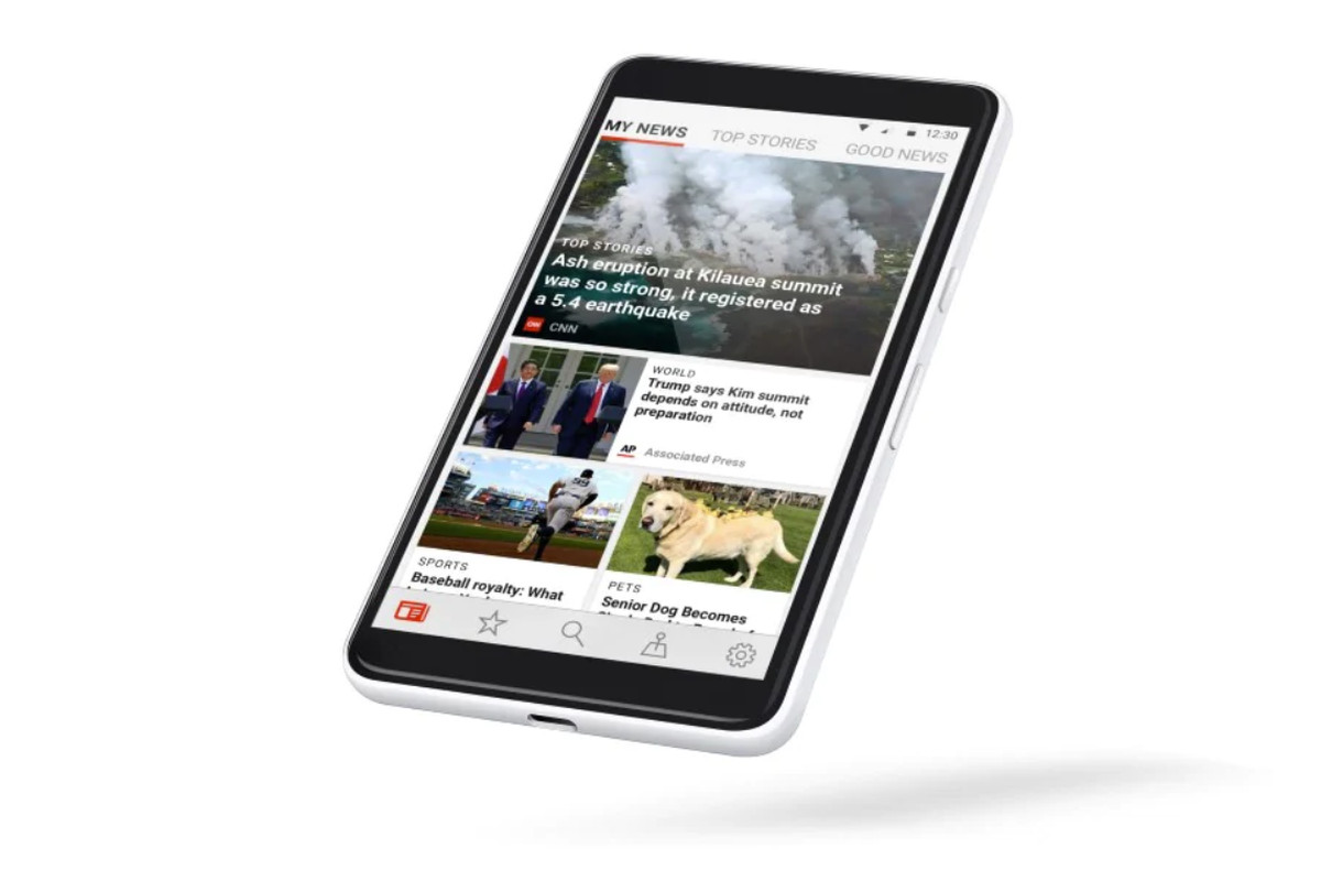 Microsoft News launches on Android and iOS as rebranded MSN app