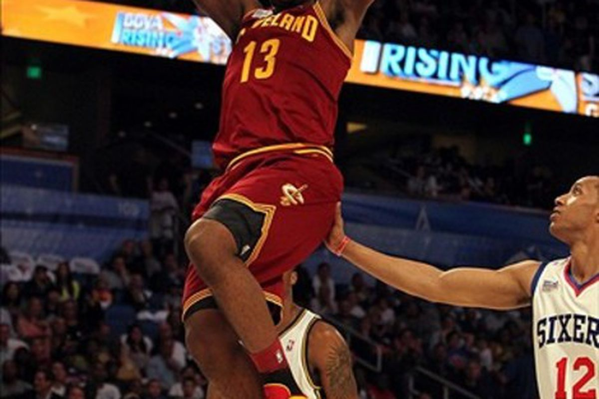 Tristan Thompson went from a Rising Star this weekend to a guy that could be a rising star on your fantasy team.