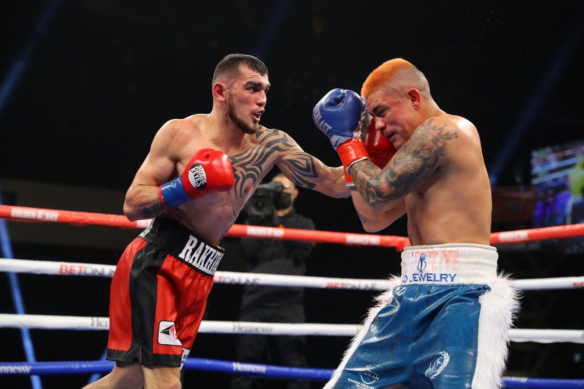 Joseph Diaz Jr. vs Shavkatdzhon Rakhimov