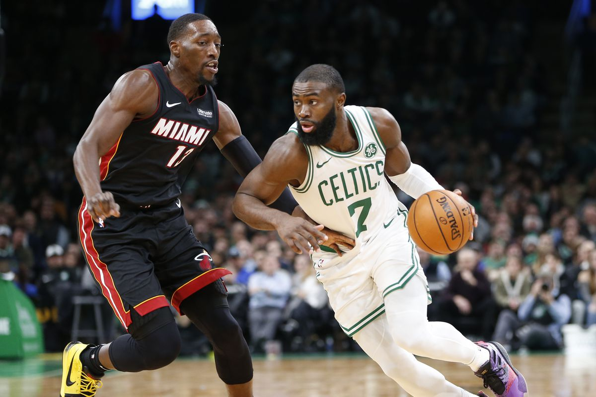 Heat face real test against Celtics on Tuesday - Hot Hot Hoops