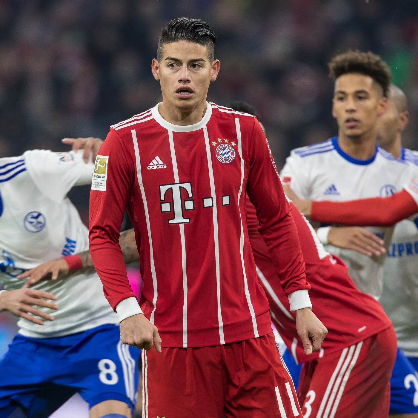 Bayern Munich Reportedly Will Activate Their Option To Buy James Rodriguez Bavarian Football Works