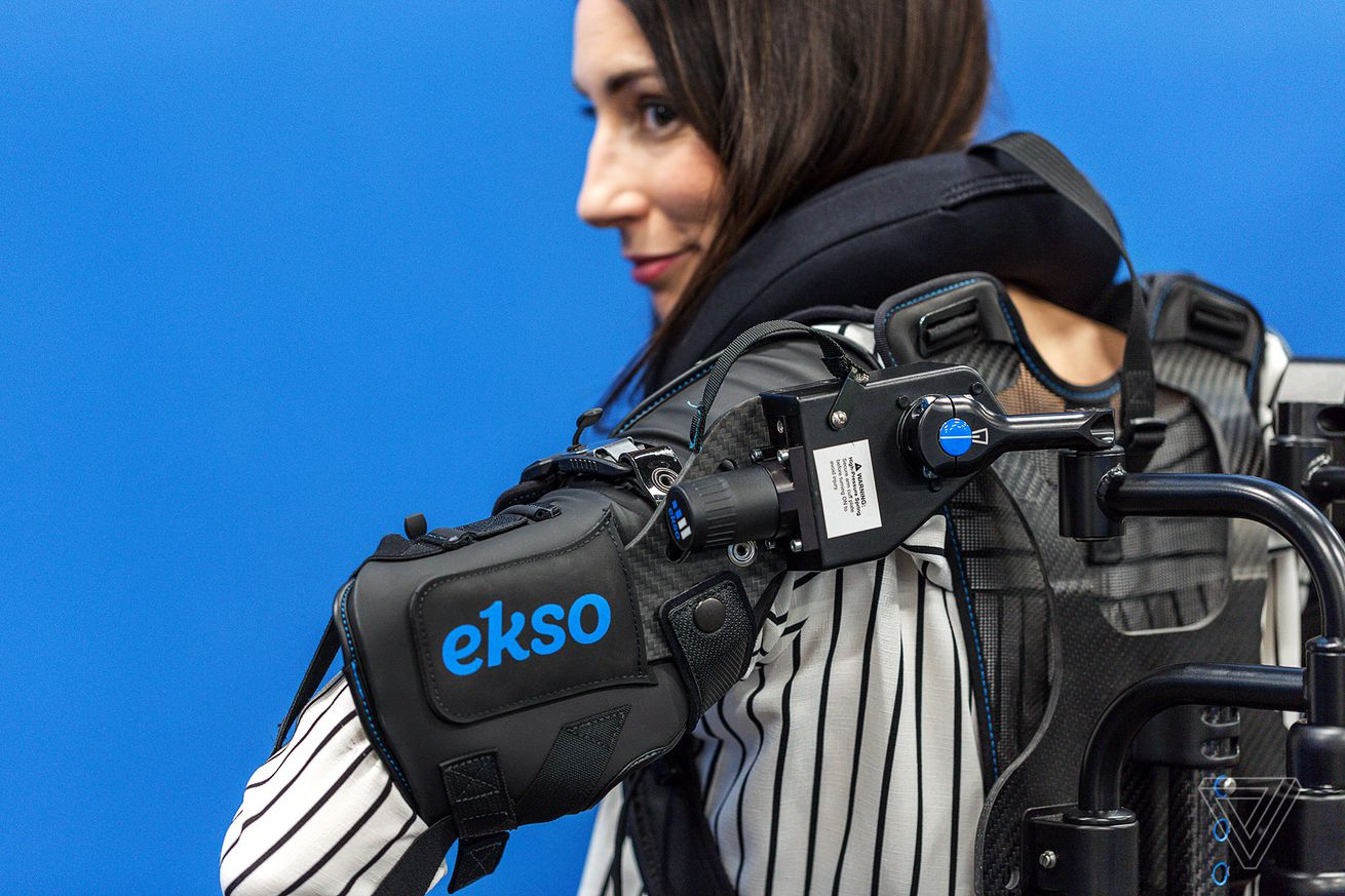 are exoskeletons the future of physical labor