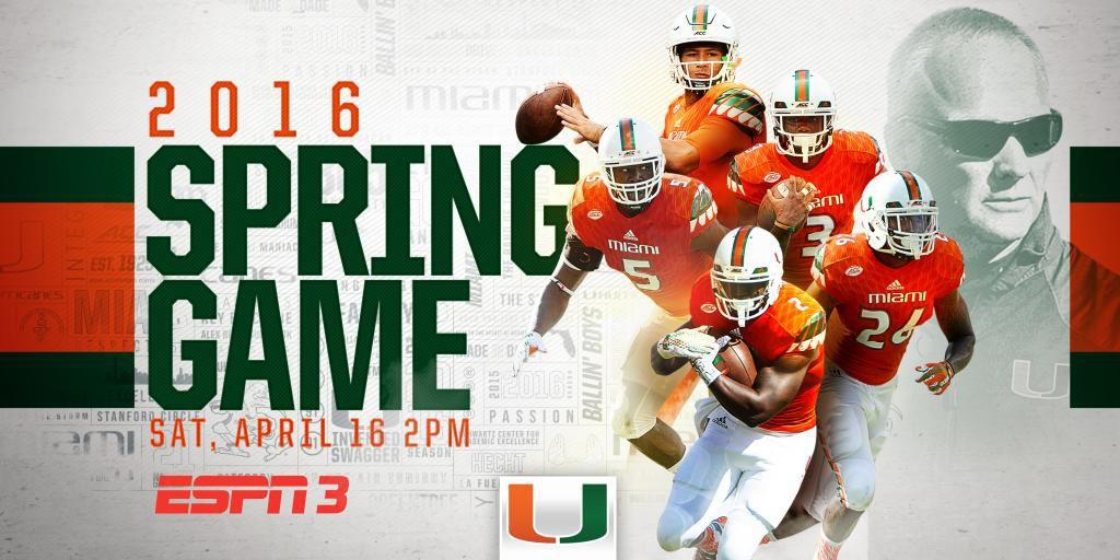 spring game info twitter