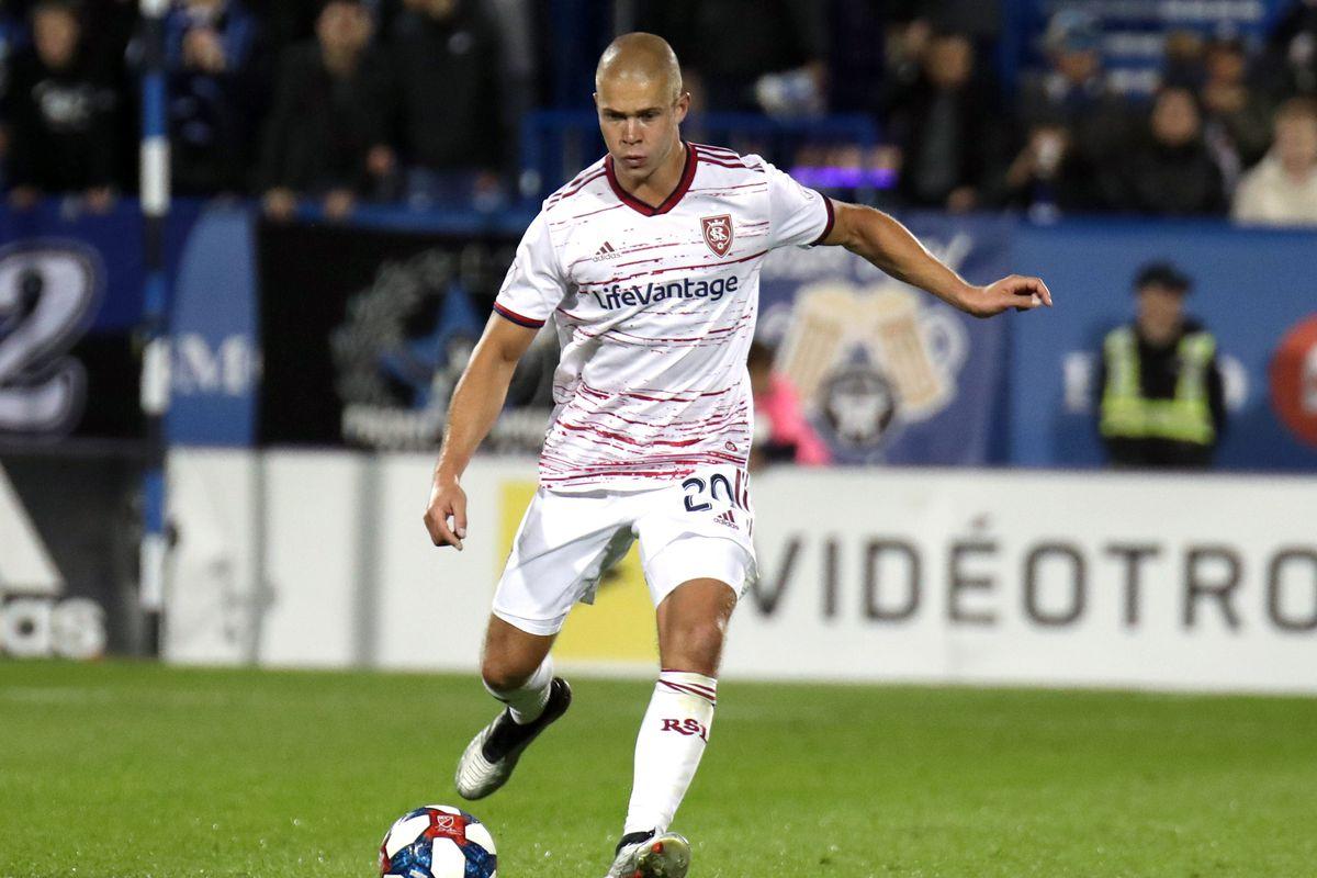 MLS: Real Salt Lake at Montreal Impact