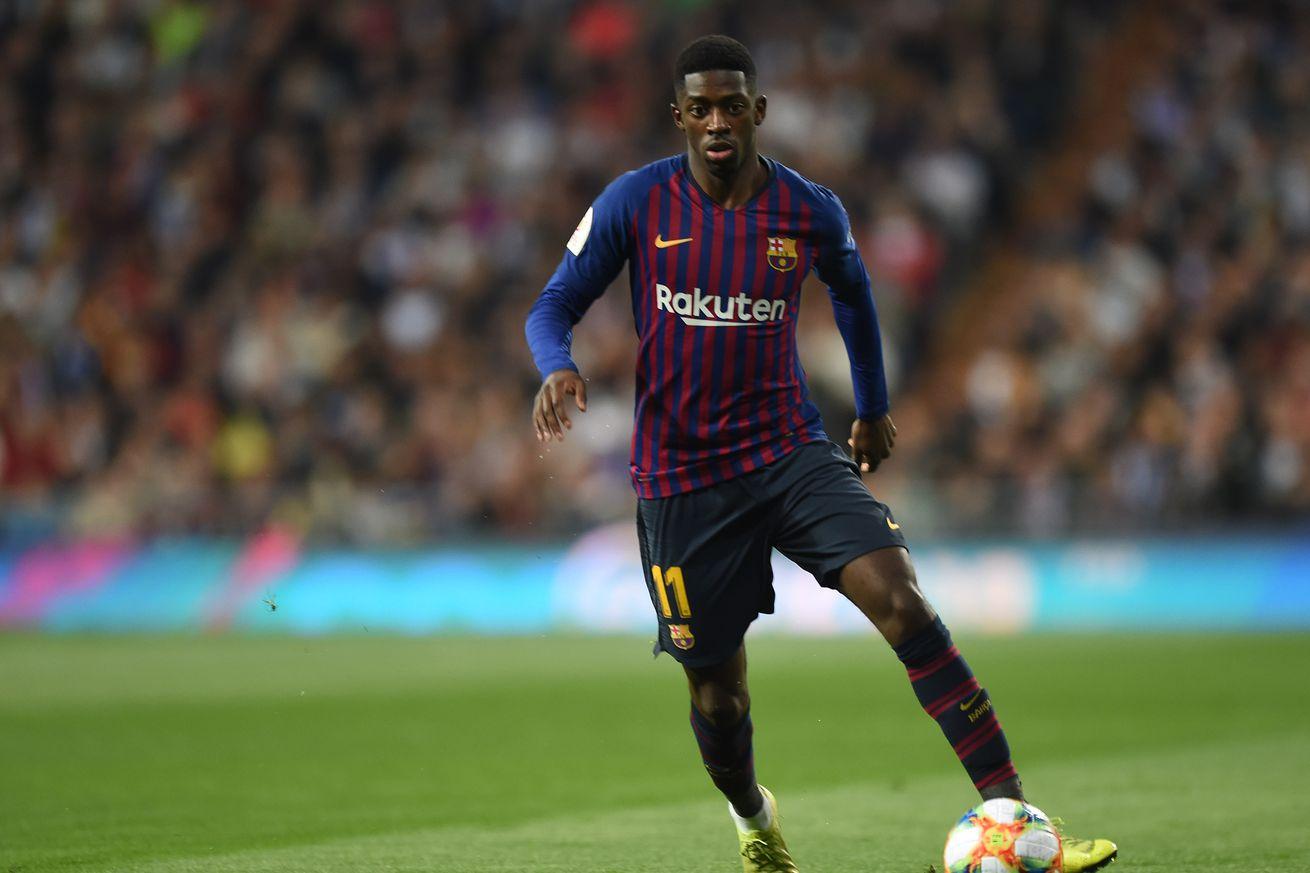 Barça squad named for Lyon 2nd leg