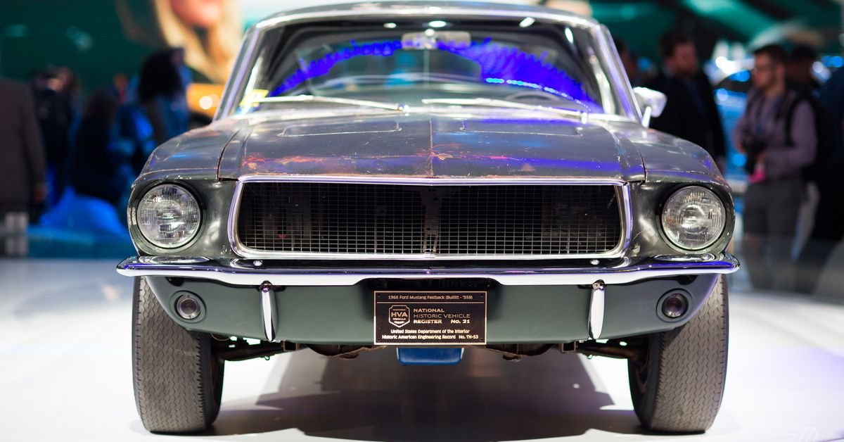 The return of Ford Mustang Bullitt tugs at auto lovers' heart strings