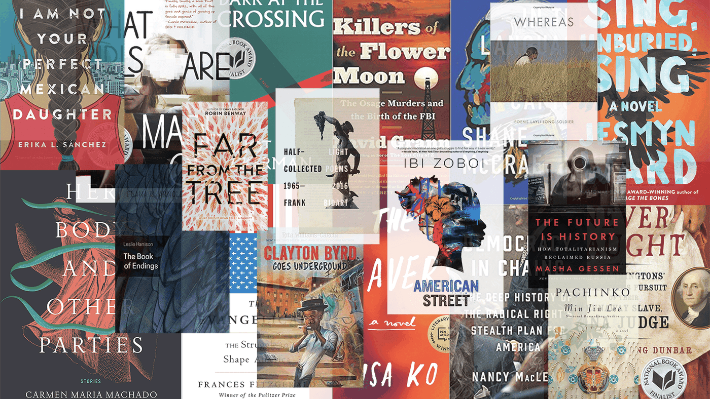 We read 2017's National Book Award nominees  Here's what we