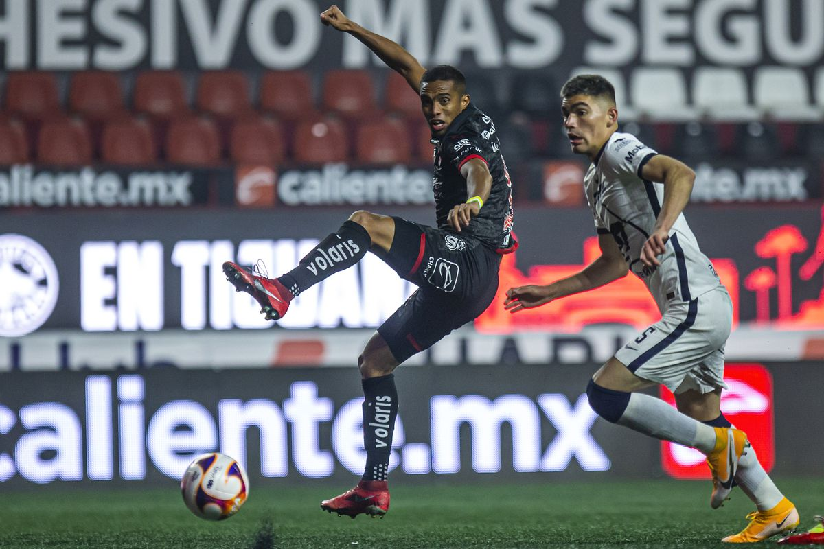 Club Tijuana v Pumas UNAM - Torneo Guard1anes 2021 Liga MX