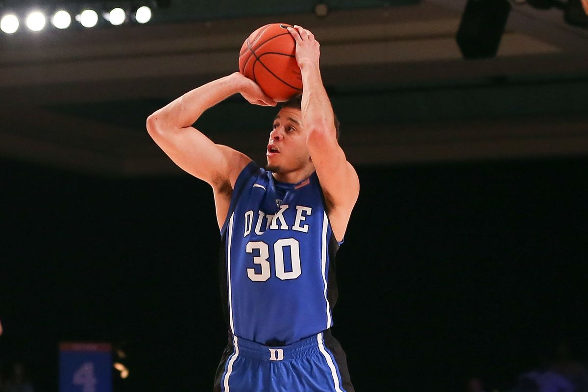Seth Curry and Duke take on the Buckeyes from Cameron Indoor Stadium this evening.